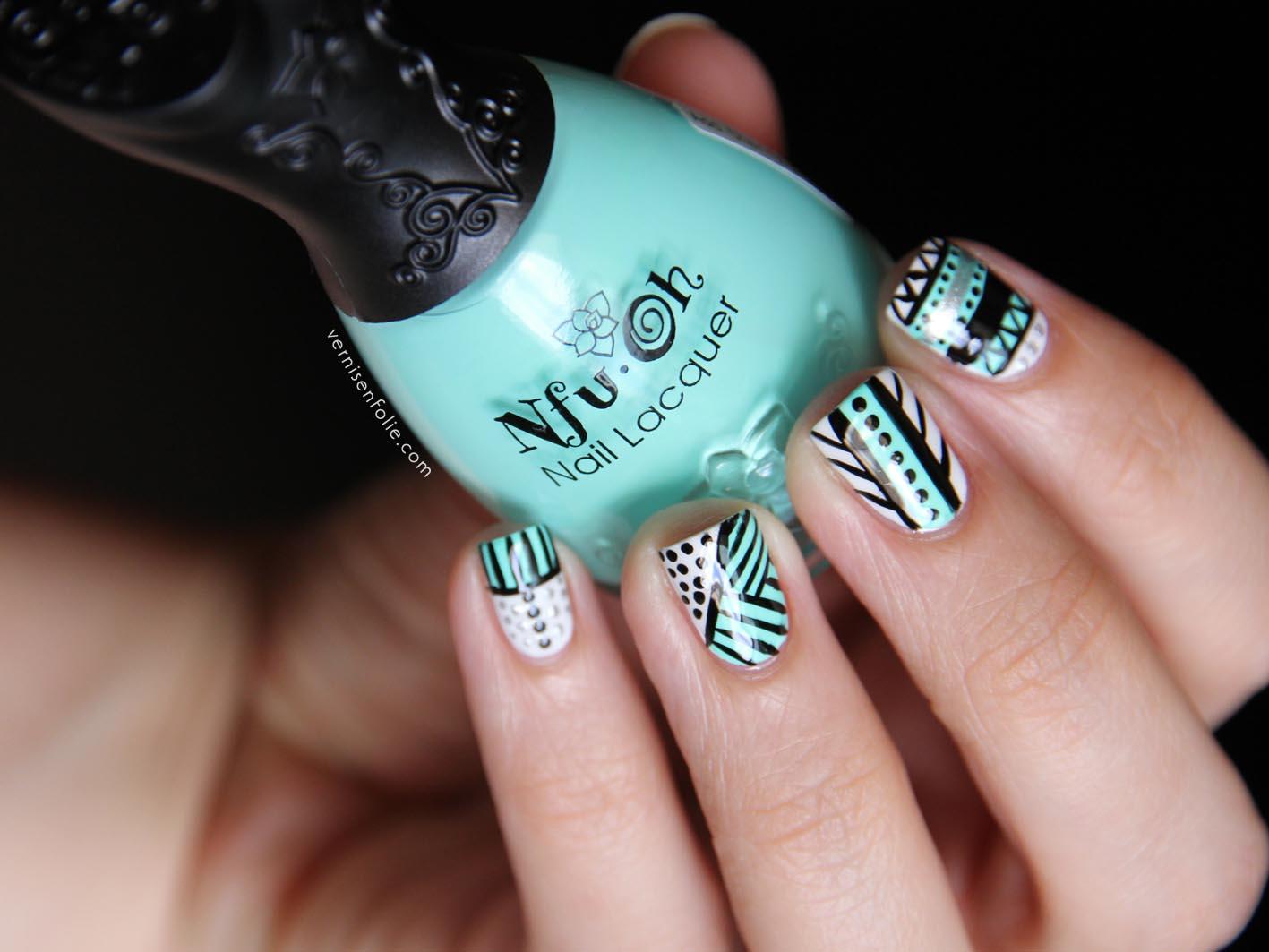 Stylo nail art vernis en folie jai prinsesfo Choice Image