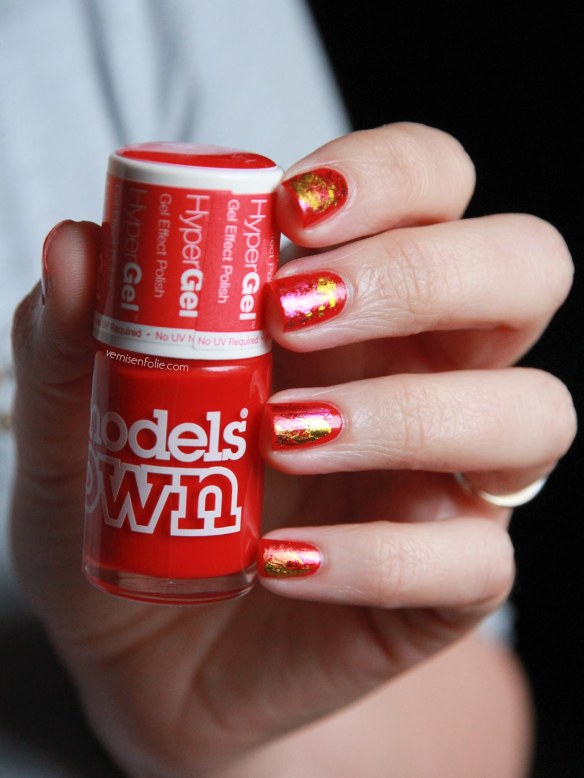 HyperGel Red Lustre (Models Own)