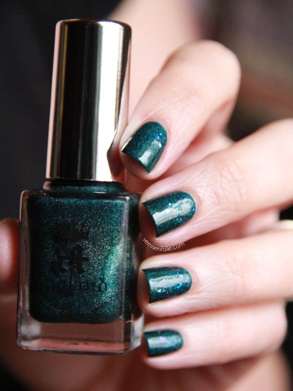 Quand Saint George (A England) rencontre Freeze Machine (Enchanted Polish)