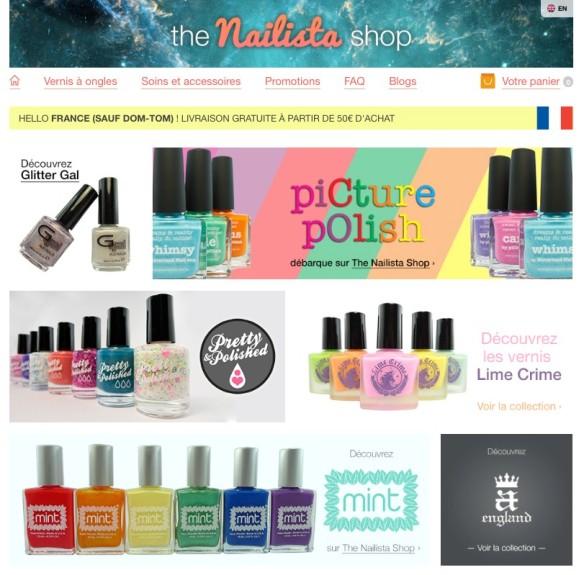 [Joyeux 3 ans // Concours #4] Partez à la découverte de Powder Perfect avec The Nailista Shop
