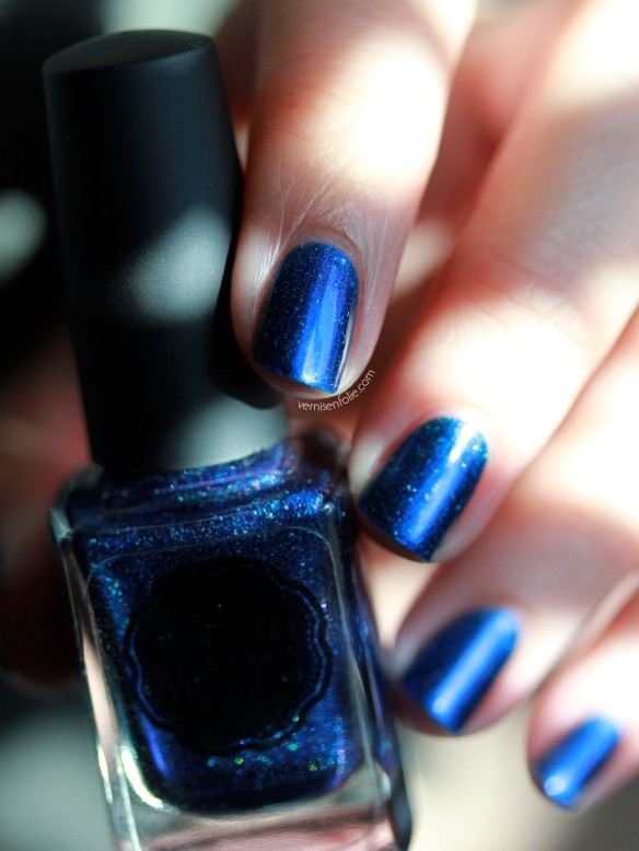 Crush on Blue (Il était un vernis)