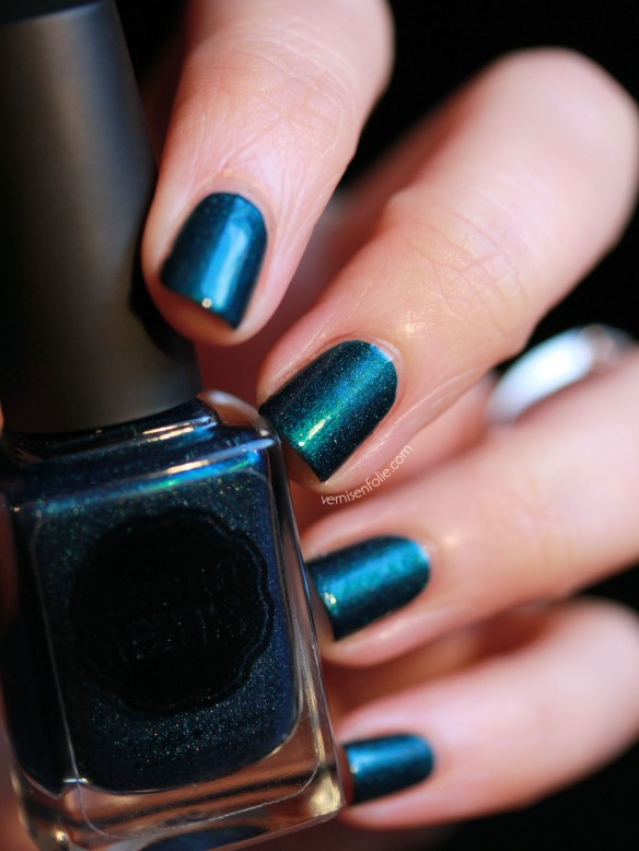 In Teal We Trust (Il était un vernis)