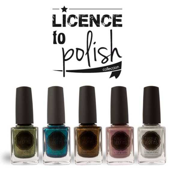 Licence to Polish (Il était un vernis)