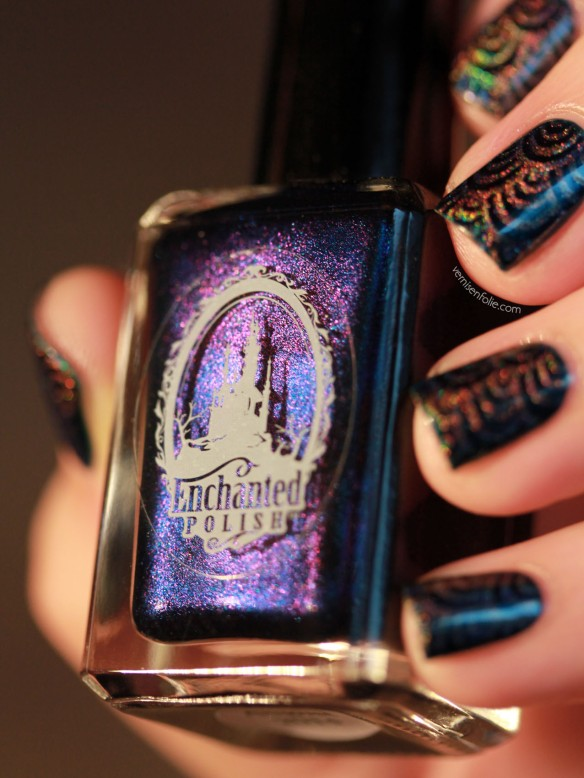 August2014 (Enchanted Polish) // Mega (ILNP)