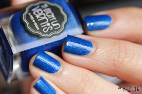 Captain Blue Sky (Il était un vernis)