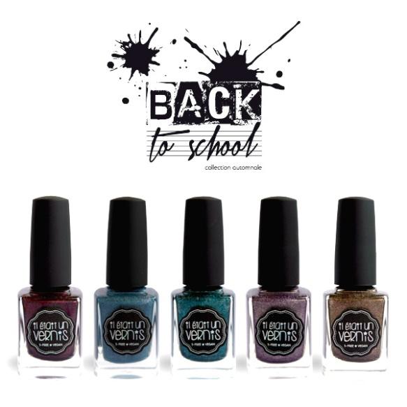 Back to School (Il était un vernis)